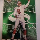 Steve Young 1998 UD Choice Starquest Green Insert Card