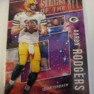 Aaron Rodgers 2018 Prestige Stars Of The NFL Insert Card