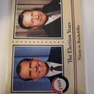 Richard Nixon & Nelson Rockefeller 2009 Philadelphia Base Card
