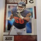 Roquan Smith 2019 Score Throwbacks Insert Card
