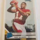 Terry McLaurin 2019 Donruss Rookie Card
