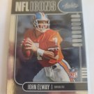 John Elway 2019 Absolute NFL Icons Insert Card