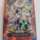 Jordan Poyer 2019 Prizm Prizms Red Ice Insert Card