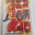 Darrell Henderson 2019 Donruss Red Hot Rookies Insert Card