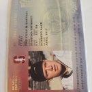 Christian McCaffrey 2017 Prestige NFL Passport Insert Card