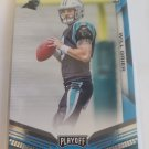 Will Grier 2019 Playoff Rookie Card