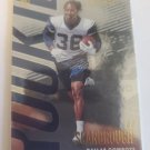 Bo Scarbough 2018 Absolute Rookie Card