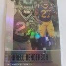 Darrell Henderson 2019 Illusions Retail Rookie Card