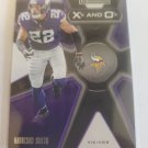 Harrison Smith 2019 Playbook X's & O's Insert Card