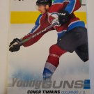 Conor Timmins 2019-20 Upper Deck Oversized Rookie Card