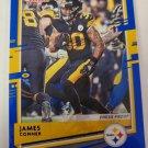 James Conner 2020 Donruss Press Proof Blue Insert Card