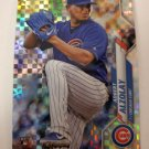 Adbert Alzolay 2020 Topps Chrome Xfractor Rookie Card