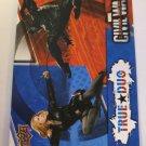 Agent 13 & Black Panther 2016 Captain America Civil War True Duo Insert Card