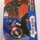 Captain America & Black Panther 2016 Captain America Civil War True Duo Insert Card