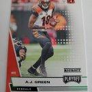 A.J. Green 2020 Playoff Kickoff Insert Card