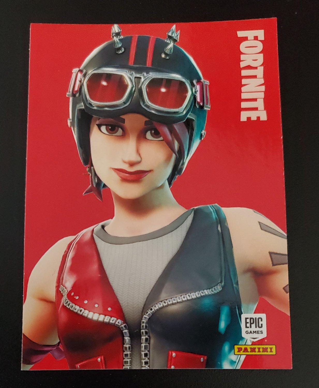Chopper 2019 Fortnite Rare Outfit Card