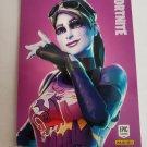Dark Bomber 2019 Fortnite Rare Outfit Card