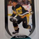 Sidney Crosby 2020-21 Parkhurst SP Base Card