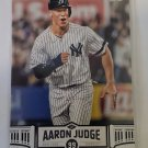 Aaron Judge 2018 Topps Judge Highlights Insert Card AJ25