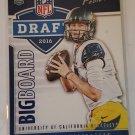 Jared Goff 2016 Prestige Draft Big Board Insert Card