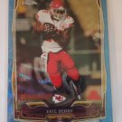 Eric Berry 2014 Topps Chrome Blue Wave Refractor Insert Card
