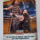 Matt Hardy & Bray Wyatt 2019 Topps WWE SummerSlam Bronze Insert Card