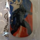 Black Panther 2016 Captain America Civil War Walmart Exclusives Necklace Tags