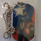 Captain America 2016 Captain America Civil War Walmart Exclusives Necklace Tags