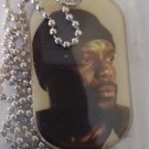 Tyreese Williams 2015 The Walking Dead Season 4 Dog Tags Foil
