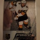 Peyton Krebs 2020-21 Parkhurst Prominent Prospects Insert Card