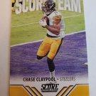 Chase Claypool 2021 Score Score Team Insert Card
