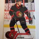 Josh Norris 2020-21 Upper Deck Rookies Box Set Insert Card