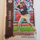 Fernando Tatis Jr 2021 Diamond Kings Base Card