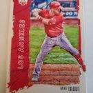 Mike Trout 2021 Diamond Kings Base Card