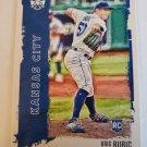 Kris Bubic 2021 Diamond Kings SP Rookie Card