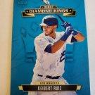 Keibert Ruiz 2021 Diamond Kings Debut Diamond Kings Insert Card