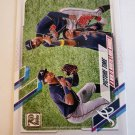Ronald Acuna Jr 2021 Topps Picture Time Base Card