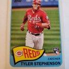Tyler Stephenson 2021 Topps '65 Topps Redux Insert Card