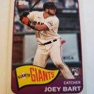 Joey Bart 2021 Topps '65 Topps Redux Insert Card