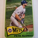 Pete Alonso 2021 Topps '65 Topps Redux Insert Card