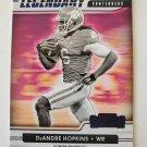 DeAndre Hopkins 2021 Contenders Draft Legendary Contenders Blue SN 60/99 Insert Card