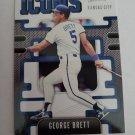 George Brett 2021 Absolute Icons Insert Card