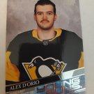 Alex D'Orio 2020-21 Upper Deck Rookie Card