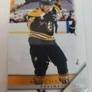 Brad Marchand 2020-21 Upper Deck Tribute Insert Card