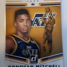 Donovan Mitchell 2017-18 Donruss Rookie Kings Insert Card