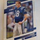 Peyton Manning 2021 Donruss Variation Base Card