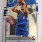 Josh Green 2020-21 Optic Rookie Card Card