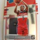 Cassius Winston 2020-21 Optic Rookie Card Card