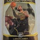 LeBron James 2020-21 Optic Winner Stays Insert Card