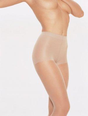 0801 Pantyhose de Lycra Con Control Arriba Unitalla